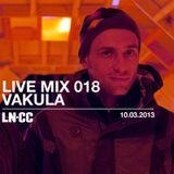 LN-CC Live Mix 018 - Vakula