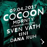 Sven Väth@ Caprices Festival 2017  -  Cocoon Party [Crans-Montana, Switzerland]