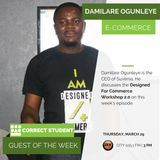 Correct Student Season 5 Episode 1 – Designed For Commerce Workshop 2.0