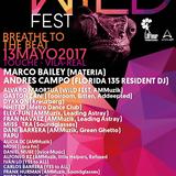 Elek-Fun@WildFest w/Marco Bailey,Andres Campos (Sala Touche, Villareal, ES) 13/05/17