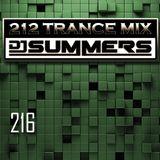 212 Trance Mix Ep 216