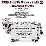 Prime Cuts Weekender 2 Promo Mix 2015