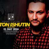 ANTON ISHUTIN (MOSCOW) @ KVADRAT GUEST LIVE (21 MAY 2016)