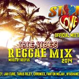 Stone Love Sound - Irie Vibes Reggae Mix [2014]