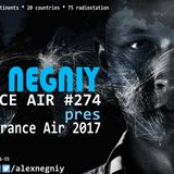 Alex NEGNIY - Trance Air #274 pres. Another Trance Air 2017