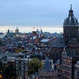 Misja Xampl live @ The Hilton Skylounge Amsterdam - Ode to the Gay Pride