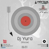 DJ Yura Afterparty@Fabric Bar Pyatigorsk 07-01-2015