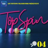 Topspin #04 - Funky Musical Ping-Pong with Scottieboyuk