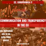 #IT EUROPHONICA - COMUNICAZIONE E TRASPARENZA NELL'UE