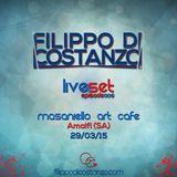 Live Set • Artperitivo Royale @ Masaniello Art Cafè • 29 Marzo 2015