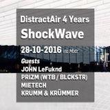 Prizm @ DistractAir 4 Years ShockWave