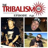 Tribalismo Radio-Episode 41 25/05/16 Live from Bondi Beach Radio