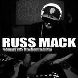 Russ Mack - Feb. 2015 Mixcloud Exclusive