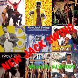 New Jack Swing Mixed By DJ WOODY
