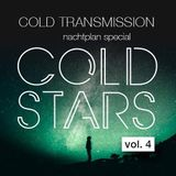"""COLD TRANSMISSION presents """"COLD STARS VOL. 4"""" Nachtplan Special"""