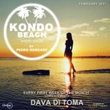 Kondo Beach - Compiled & mixed by Dava Di Toma - February 17