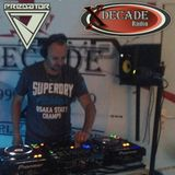 DJ Predator at Decade Radio 29-07-2015 (Early Hardcore Set)