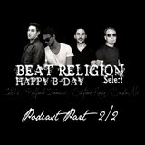 #19_2 BEAT RELIGION Select HAPPY B-DAY by SACHA-MI & STEFANO KOSA
