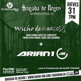 Brigada junto a Wicho García + Arian1