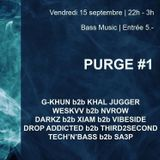 WESKVV b2b NVROW - PURGE #1 (full mix)