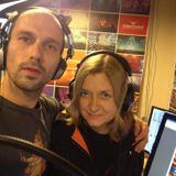 """Dj Myst on the Lena Popova's radio show """"Technicheskiy pereriv"""" Record Radio (24-10-2013)"""