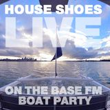 DJ House Shoes Live on the Base FM Boat Party - 22.02.2014
