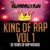 Dj Kommotion - King of Rap Volume 1 30 Years Mashed