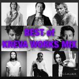 KREVA Works MIX 80min 47tracks [japanese hip hop , 日本語ラップ]