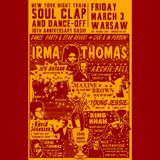 Friday  Night Dance Party 2/24/17 - Soul Clap 10th Anniversary Party & tribute to Clyde Stubblefield