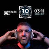 2017.03.11. - 10th BDay - AlterEGO Club, Budapest - Saturday