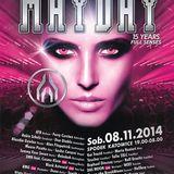 ATB - live at Mayday 2014, Poland (15 Years) - 08-Nov-2014