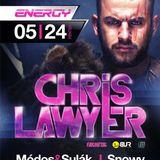Chris Lawyer - Live @ West Side Székesféhervár Energy 2013.05.24.