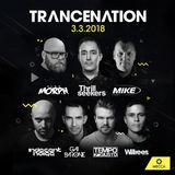 Gai Barone live at Trancenation in Prague (03-03-2018)