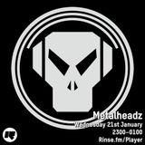 RinseFM 21/01/15 Mikal & Zero T
