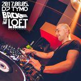 DJ TYMO x Tordai live @ Loft Cafe, Makó 2017.08.05.mp3