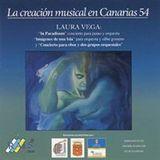 Laura Vega - Imágenes de una isla para orquesta y silbo gomero (2007)