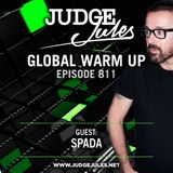 JUDGE JULES PRESENTS THE GLOBAL WARM UP EPISODE 811