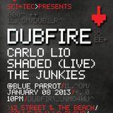 The Junkies - Live @ Blue Parrot The BPM Festival Mexico (Mexico City) 2013.01.08.