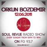 Orkun Bozdemir - FG Sunday Residents - 12.06.2011 - SOUL REVUE RADIO SHOW