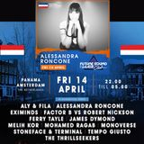 Alessandra Roncone - Live At FSOE Club Night - Panama Amsterdam (2017-04-14)