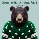 Bear with Sweatshirt
