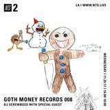 Goth Money - 29th November 2017