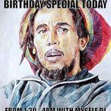 Bob Marley 70th Birthday Special on Danger Fm