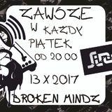 Broken Mindz Radio feat. Sinusoyda [Scream Music]