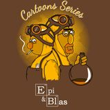 Rap War - Cartoon Series - Epi & Blas