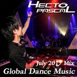 Hecto-Pascal's Global Dance Music #017, July 2017 Mix
