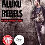 "Homeboyz Radio (Kenya) ""Caffe Mocha Show"" live mix & Interview with Aluku Rebels September 24th 2016"