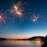 Eagle Pointe Fireworks Mix
