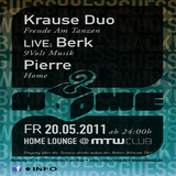 Berk Offset (Live PA) @ Home Lounge - MTW Offenbach - 20.05.2011
