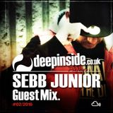 SEBB JUNIOR is on DEEPINSIDE